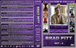 Brad Pitt Collection – Set 4 (2008-2013) R1 Custom Cover