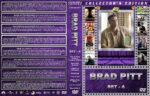 Brad Pitt Collection – Set 4 (2008-2013) R1 Custom Cover