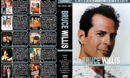 Bruce Willis Filmography - Set 1 (1987-1993) R1 Custom Cover