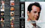 Bruce Willis Filmography – Set 1 (1987-1993) R1 Custom Cover