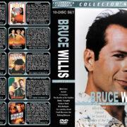 Bruce Willis Filmography - Set 1 (1987-1993) R1 Custom Cover