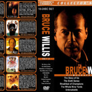 Bruce Willis Filmography – Set 3 (1999-2003) R1 Custom Cover