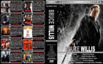 Bruce Willis Filmography – Set 4 (2004-2008) R1 Custom Cover