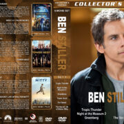 Ben Stiller Collection – Set 3 (2008-2013) R1 Custom Covers