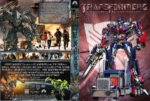 Transformers – Die Rache (2009) R2 German Custom Covers & labels
