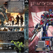 Transformers - Die Rache (2009) R2 German Custom Covers & labels