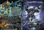 Transformers – Dark of the Moon (2011) R2 German Custom Covers & labels