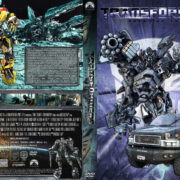 Transformers - Dark of the Moon (2011) R2 German Custom Covers & labels