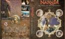 Die Chroniken von Narnia - Die Reise auf der Morgenröte (2010) R2 German Custom Cover & label
