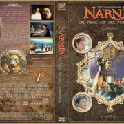 Die Chroniken von Narnia – Die Reise auf der Morgenröte (2010) R2 German Custom Cover & label