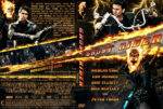 Ghost Rider (2007) R2 German Custom Cover & label