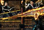 Ghost Rider (2007) R2 German Custom Cover & label