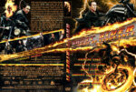 Ghost Rider – Spirit of Vengeance (2011) R2 German Custom Cover & label