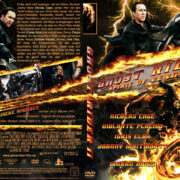 Ghost Rider - Spirit of Vengeance (2011) R2 German Custom Cover & label