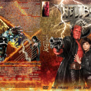 Hellboy (2004) R2 German Custom Cover & label