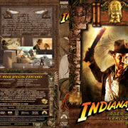Indiana Jones – Jäger des verlorenen Schatzes (1981) R2 German Custom Cover & label