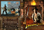 Indiana Jones und der Tempel des Todes (1984) R2 German Custom Cover & label