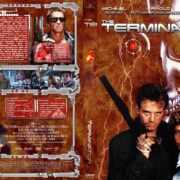 Terminator (1984) R2 German Custom Cover