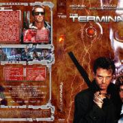 Terminator (1984) R2 German Custom Cover