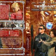 Terminator 3 - Rebellion der Maschinen (2003) R2 German Custom Cover