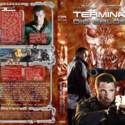 Terminator - Die Erlösung (2009) R2 German Custom Cover