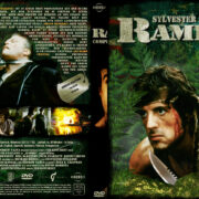 Rambo (1982) R2 German Custom Cover