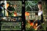 John Rambo (2008) R2 German Custom Cover