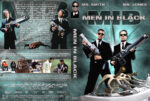 Men in Black (1997) R2 German Custom Cover & label