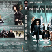 Men in Black 2 (2002) R2 German Custom Cover & label