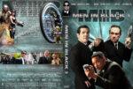Men in Black 3 (2012) R2 German Custom Cover & label