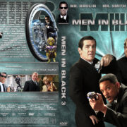 Men in Black 3 (2012) R2 German Custom Cover & label