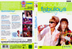Absolutely Fabulous – Season Eins (2001) R2 German Cover