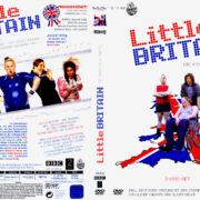 Little Britain – Season 1 (2003) R2 German Cover