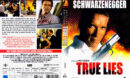 True Lies - Wahre Lügen (1994) R2 German Cover