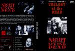 Night of the living Dead: Die Nacht der lebenden Toten (1968) R2 German Cover