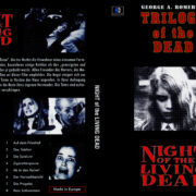 Night of the living Dead: Die Nacht der lebenden Toten (1968) R2 German Cover