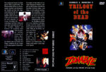 Dawn of the Dead: Zombie (1978) R2 German DVD Cover