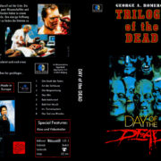 Day of the Dead: Zombie 2 – Das letzte Kapitel (1985) R2 German DVD Cover