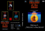Making of…Trilogy of the Dead (2001) R2 German Cover