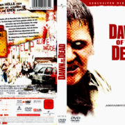 Dawn of the Dead (2004) R2 German DVD Cover