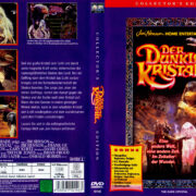 Der dunkle Kristall (1982) R2 German Cover