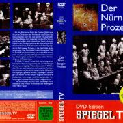 Der Nürnberger Prozess (1997) R2 German Cover