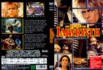 Die Reise ins Labyrinth (1986) R2 German Cover