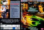 The Fast and the Furious (2001) R2 German Cover