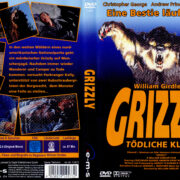 Grizzly (1976) R2 German Cover