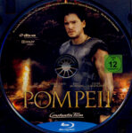 Pompeii (2014) R2 German Blu-Ray Label