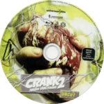 Crank 2 – High Voltage (2009) R2 German Blu-Ray Labels