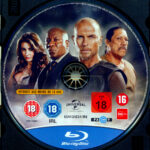 Death Race: Inferno (2013) R2 German Blu-Ray Label