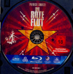 Die rote Flut (1984) R2 German Blu-Ray Label