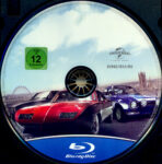 Fast & Furious 6 (2013) R2 German Blu-Ray Label